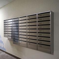 Почтовые ящики из нержавеющей стали